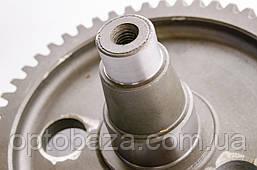 Шестерня большая + малая (145 мм х 20/32 мм) для вибротрамбовки 6.5 л.с., фото 3
