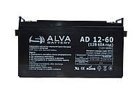 Аккумуляторная батарея ALVA AD12-60 AGM