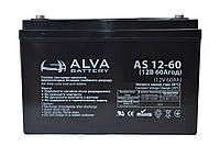 Аккумуляторная батарея AS12-60 GEL