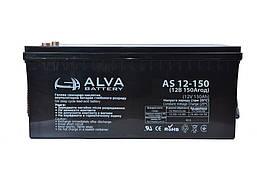 Аккумуляторная батарея AS12-150 GEL
