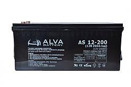 Аккумуляторная батарея AS12-200 GEL