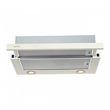 Вытяжка VENTOLUX GARDA 60 CREMA (750) SMD LED, фото 2