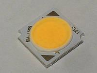 Светодиод матричный PREMIUM СОВ SL-1311 15W 3200К 300мА 13.5мм Код.59691