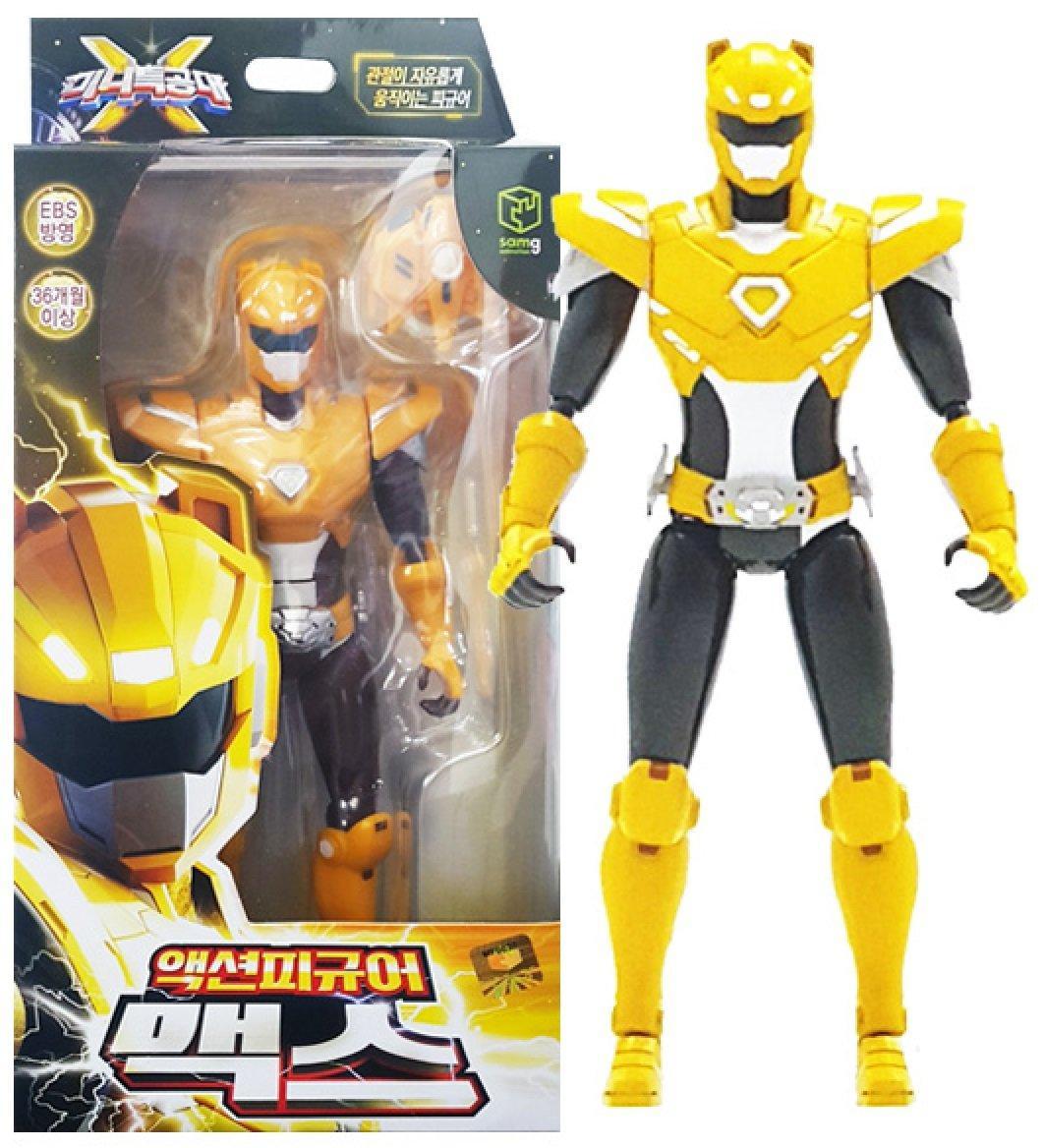 Фигурка игрушка робот Мини Форс Х Макс Miniforce X Max Korean Robot
