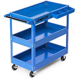 Тележка для инструментов Humberg HR-807 синяя (9104)