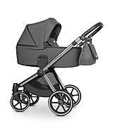 Новинки в мире детских товаров от компании Riko - детские универсальные коляски 2 в 1 Qubus