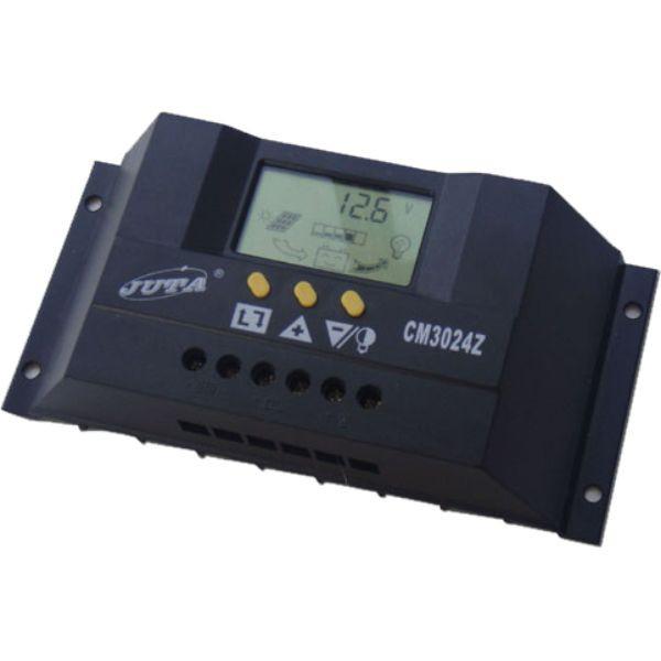 Контроллер заряда JUTA CM3024Z 30A 12/24V