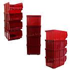 Ящик для метизів 702 для зберігання дрібних металовиробів, складський контейнер, з первинної сировини, фото 6