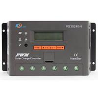 Контроллер заряда EPSOLAR PWM VS3024BN 30A 12/24V, фото 1