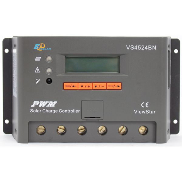 Контроллер заряда EPSOLAR PWM VS4524BN 45A 12/24V