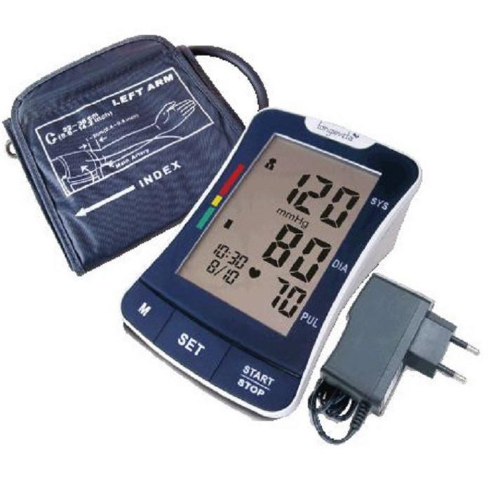Тонометр, измеритель давления Автоматический  Longevita BP-1307