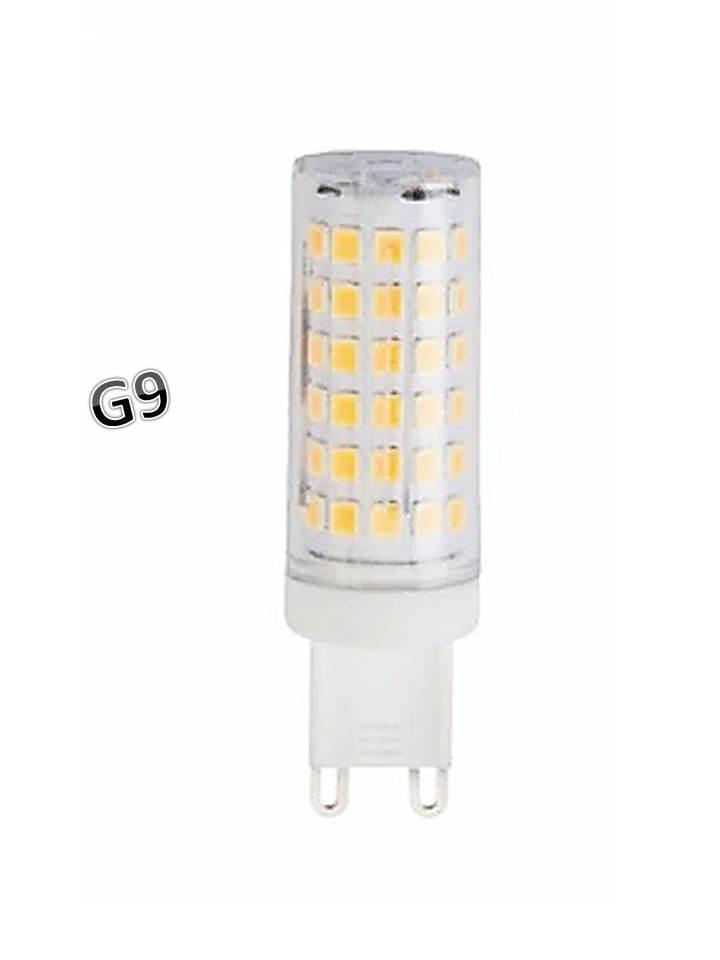 Светодиодная лампа G9 8W PETA-8 6400K Horoz Electric