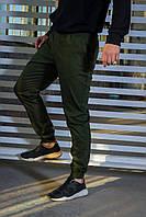 Брюки мужские карго хаки демисезонные / штаны весенние, осенние