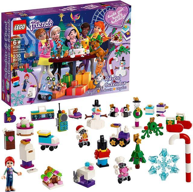 Новорічний календар LEGO Friends (Новогодний календарь Лего Френдс 41382)