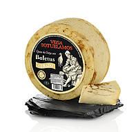Сыр овечий копченный с белыми грибами 55% Испания
