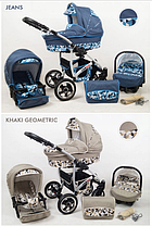 Дитяча коляска 3в1 LARGO RAF-POL, фото 3