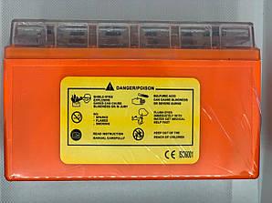 Аккумулятор мото герметичный 12В 7А YTX7A-BS MF