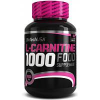 Карнитин L-Carnitine 1000 мг BioTech (60 таблеток)