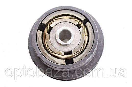 Муфта сцепления (19 мм) под ремень (тип 2) для вибротрамбовки 6.5 л.с., фото 2