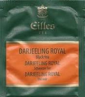Чай чорний Eilles / Ейліс у пакетах Ройял / Darjeeling Royal 1,7*25