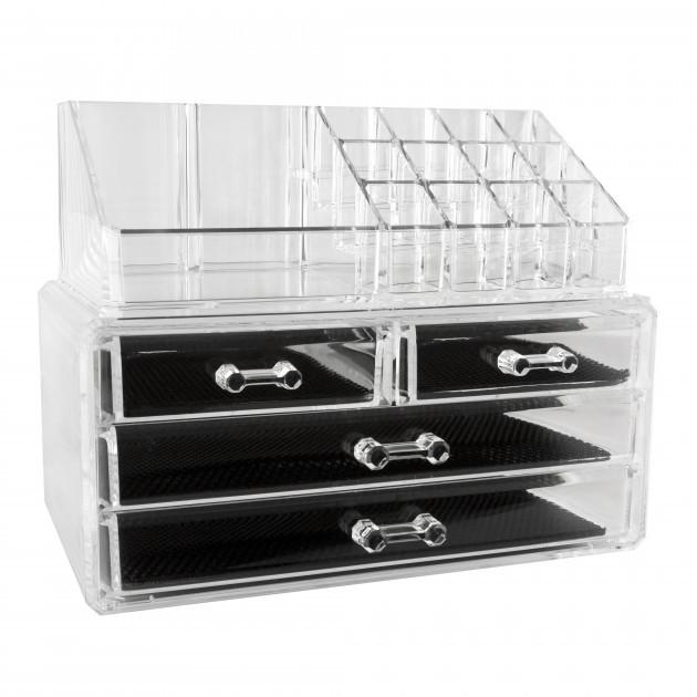 Бокс для хранения косметики Storage Box (R0102)