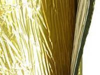 Алюфом RС 10 мм каучук самоклейка фольгированная ЗОЛОТО