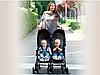Коляска для двойни CHICCO ECHO TWIN CHILD WALKING TRUCK, фото 4