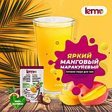 """Пюре фруктовое для чая, коктейлей """"Манго-маракуйя"""" LEMO, 40 г (премикс, основа), фото 2"""