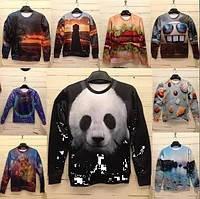 Мужская одежда с 3Д принтом