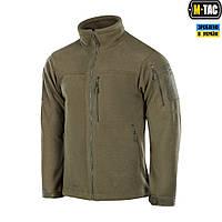 M-Tac куртка Alpha Microfleece Light Dark Olive