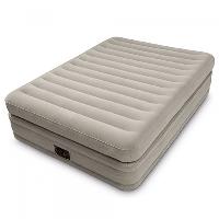 Надувная Велюровая кровать 64444