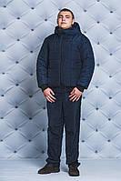 Чоловічий спортивний костюм на синтепоні та флісі . Р-ри 44- 60