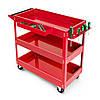 Візок для інструментів Humberg HR-808 червона (9105), фото 2