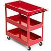 Візок для інструментів Humberg HR-808 червона (9105), фото 3