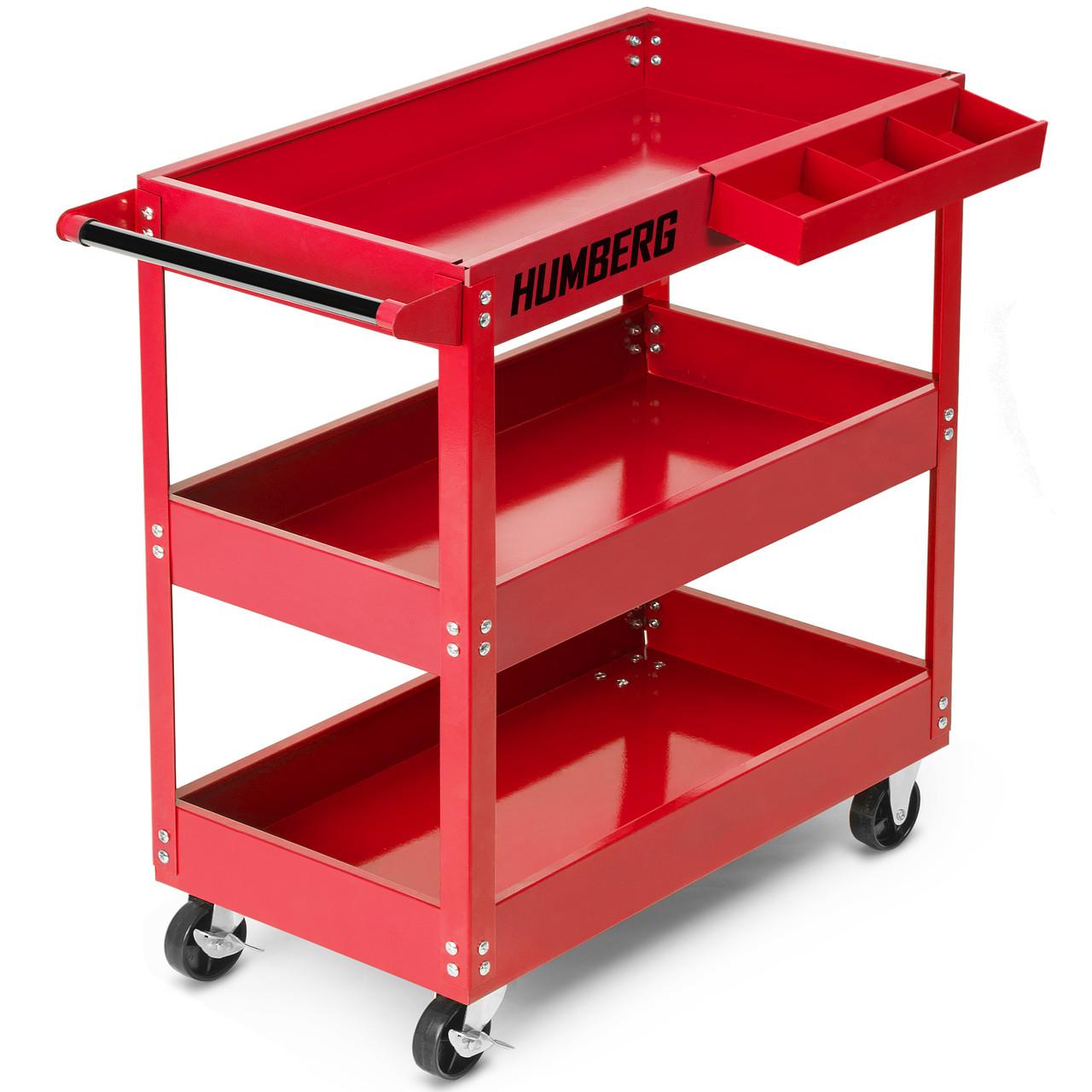 Візок для інструментів Humberg HR-808 червона (9105)
