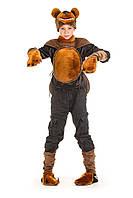 Детский карнавальный костюм Медведь Потапыч на рост 125-150 см, фото 1