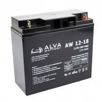 Акумуляторна батарея AW12 - 18 AGM