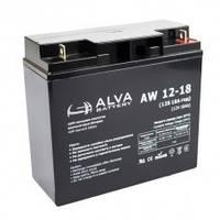 Аккумуляторная батарея AW12- 24 AGM