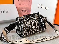 Женская стильная сумка Dior, фото 3