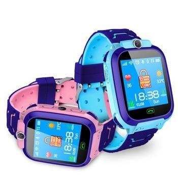 Детские смарт часы Q90 Q100