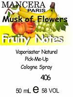 Духи 50 мл (406) версия аромата Мансера Musk of Flowers