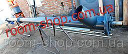Шнековый погрузчик (транспортер, питатель) диаметром 159 мм., длиною 5 метра, фото 3