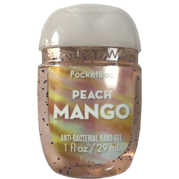 Антибактериальный гель для рук «персик и манго» Bath and Body Works Peach Mango