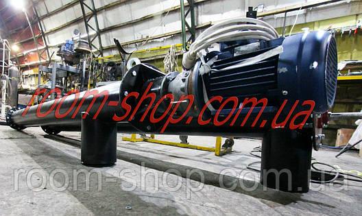 Шнековий транспортер (живильник, шнек) діаметром 159 мм, довжиною 6 метрів, фото 2