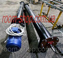 Шнековый транспортер (питатель, шнек) диаметром 159 мм., длиною 6 метров, фото 2