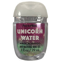 Антибактериальный гель для рук «манго» Bath and Body Works Unicorn Water Magical Mango
