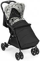 Прогулочная коляска Cam CURVI цвет черно-белое граффити