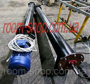Шнековий живильник (живильник) цементу діаметром 159 мм, довжиною 10 метрів