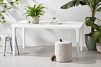 Стол садовый уличный Allibert Futura White ( белый ), фото 1