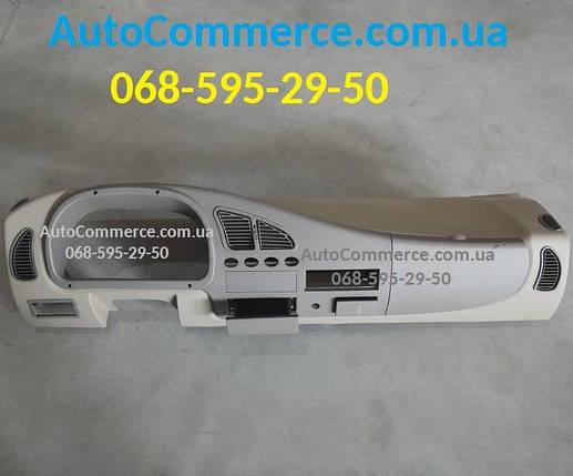 Торпедо, панель приборов Dong Feng 1044, 1032 Донг Фенг (Богдан DF30/DF20/DF25), фото 2